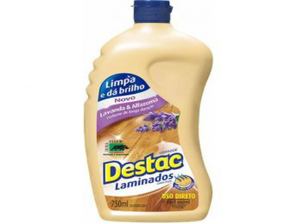LIMP DESTAC PISO LAMINADO 750ML