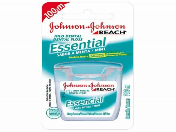 FIO DENTAL JOHNSON ESSENC MENTA 100MT UN