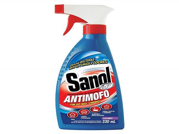 SANOL ANTI MOFO A7 PULVERIZADOR 330ML