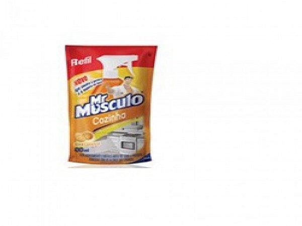 MR MUSCULO LIMP COZINHA BAG 400ML