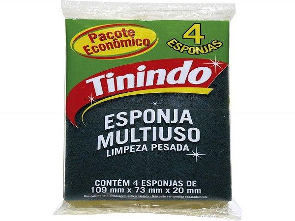 ESPONJA D FACE TININDO 3M LV4PG3