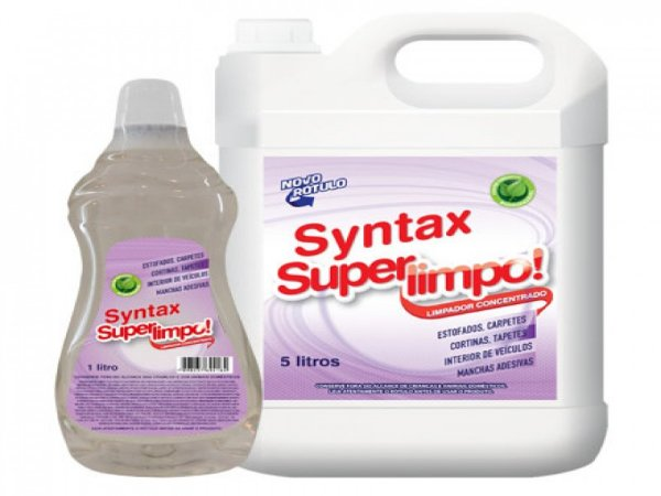 SUPER LIMPO SYNTAX 1L