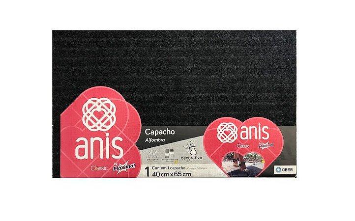 CAPACHO CLASSIC GRAFITE 40X65CM ANIS