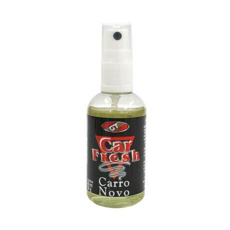 CAR FRESH GT 2000 PUMP CARRO NOVO 60ML