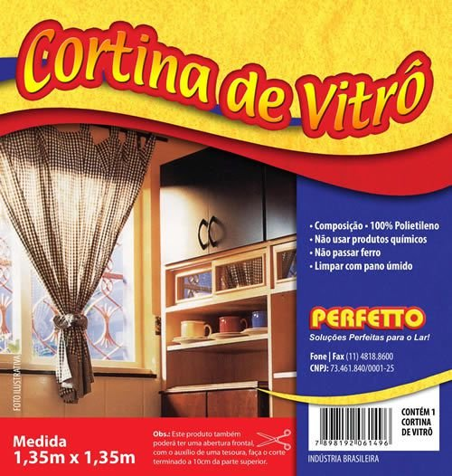 CORTINA DE VITRO PERFETTO