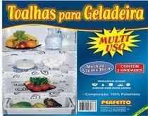 TOALHAS P/GELADEIRA 53X36CM PERFETTO [3UN]