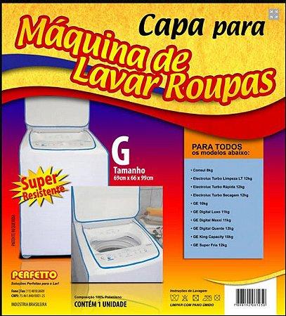CAPA P/MAQUINA G 97X69X64CM PERFETTO