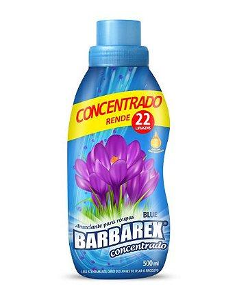 AMACIANTE BARBAREX CONCENTRADO BLUE 500ML