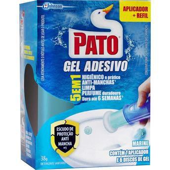 GEL ADESIVO PATO APARELHO MARINE [6UN]