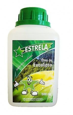 OLEO DE EUCALIPTO ESTRELA 500ML