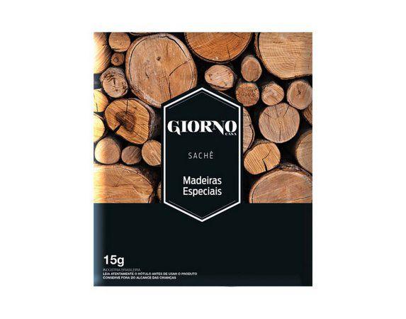 SACHE GIORNO MADEIRAS ESPECIAIS 15G