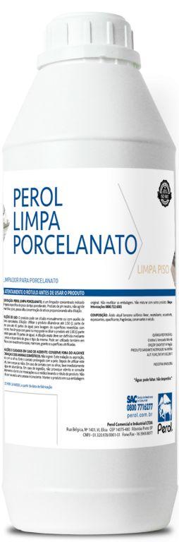 LIMPA PORCELANATO PEROL 1L