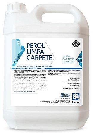 LIMPA CARPETE PEROL 5L