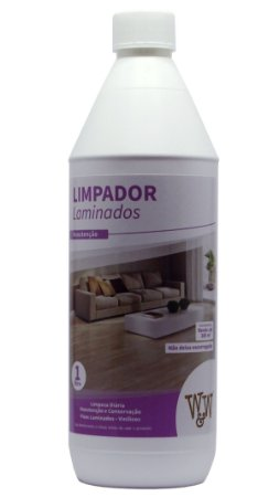 LIMPADOR W&W LAMINADO 1L
