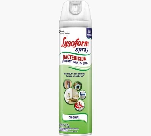 DESINFETANTE LYSOFORM SPRAY 360ML