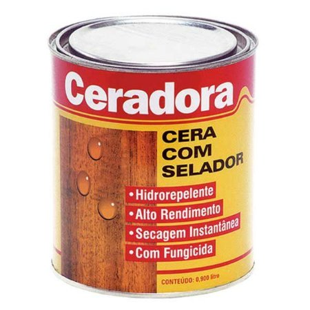 CERADORA CERA INC C/SELADOR MACHADO 900ML