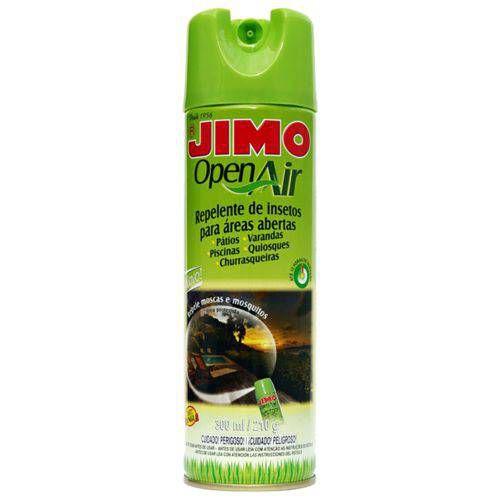 JIMO REPELENTE OPEN AIR PARA AREAS ABERTAS 300ML