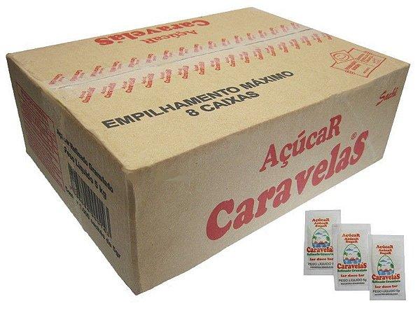 ACUCAR GRANUL CARAVELAS SACHE 1000X5GR