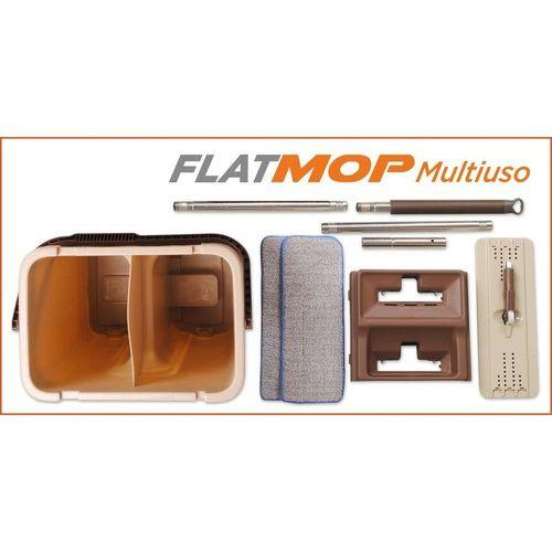 FLAT MOP MULTIUSO C/BALDE VH