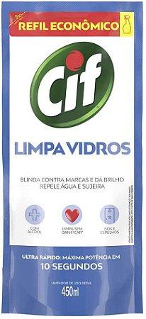LIMP CIF VIDROS SACHE 450ML