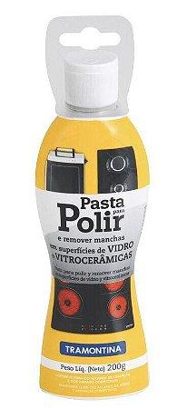 PASTA P/POLIR VITROCERAMICAS TRAMONTINA 200GR