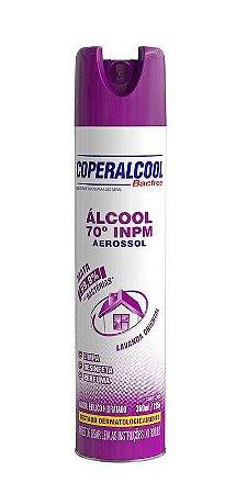 ALCOOL 70 COPERALCOOL BACFREE AERO LAV ORIEN 360ML