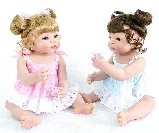 Bebê Reborn Bárbara e Antonella