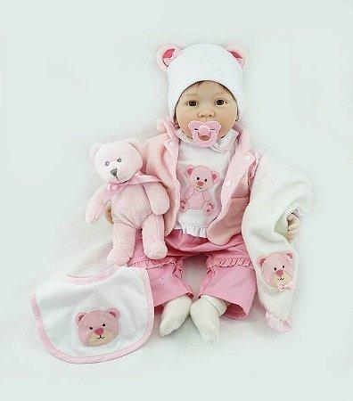 Bebê Reborn Helena