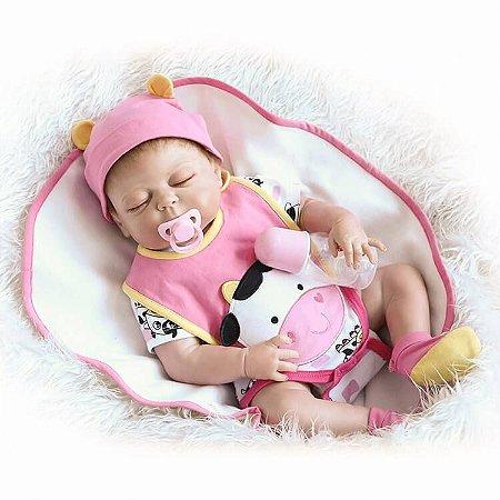 Bebê Reborn Estela