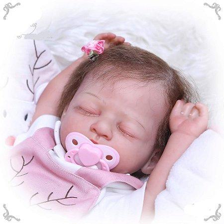 Bebê Reborn Keila Hiper Realista
