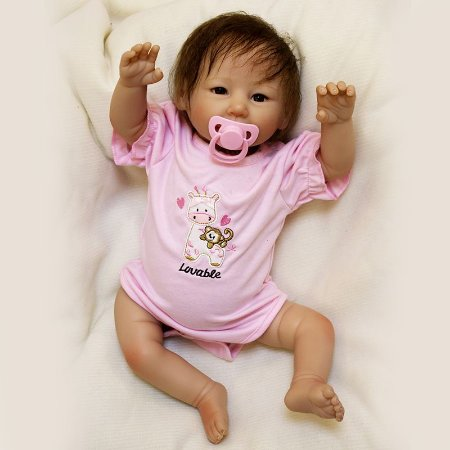 Bebê Reborn Micaela