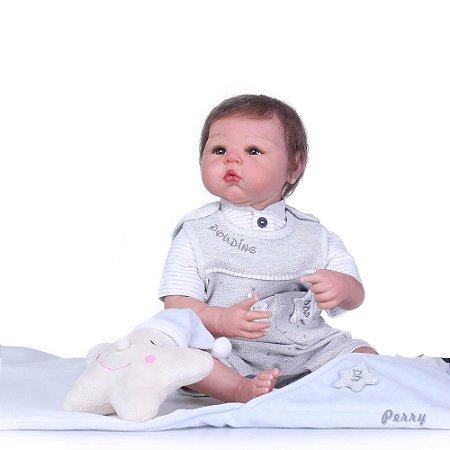 Bebê Reborn Perry  Hiper Realista