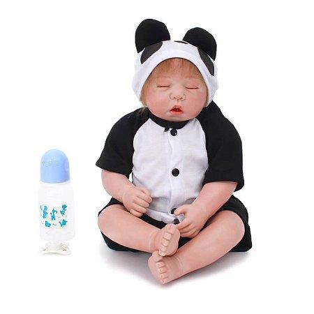 Bebê Reborn Leon