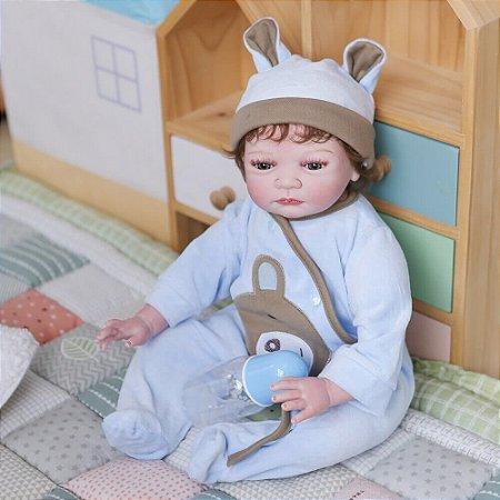 Bebê Reborn Lucas