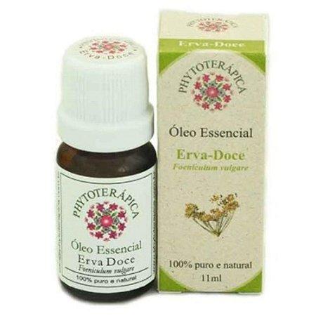 oleo essencial erva-doce phytoterapica