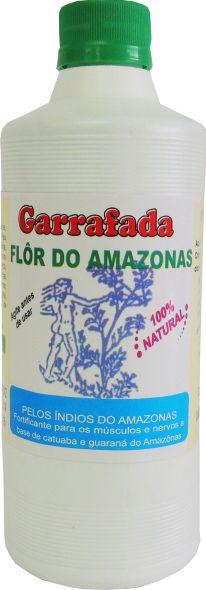 Garrafada flor do amazonas vida ervas 500 ml