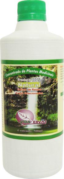 concentrado de plantas medicinais vida ervas