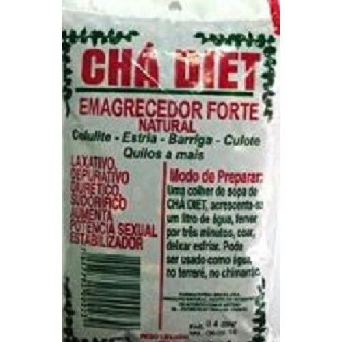 chá diet emagrecedor forte natural