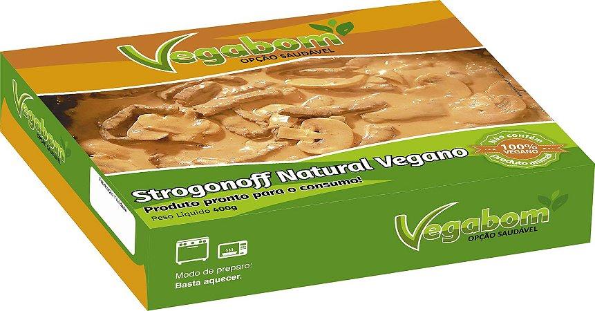 strogonoff natural vegano vegabom