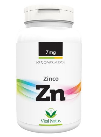 zinco zn vital natus