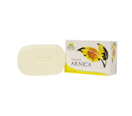sabonete arnica derma clean