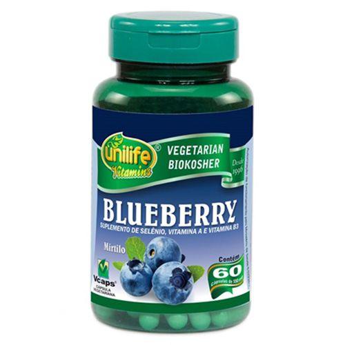 blueberry 60caps unilife