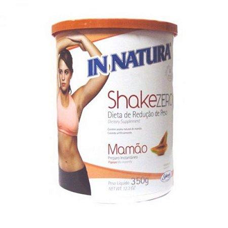 shake zero mamao in natura