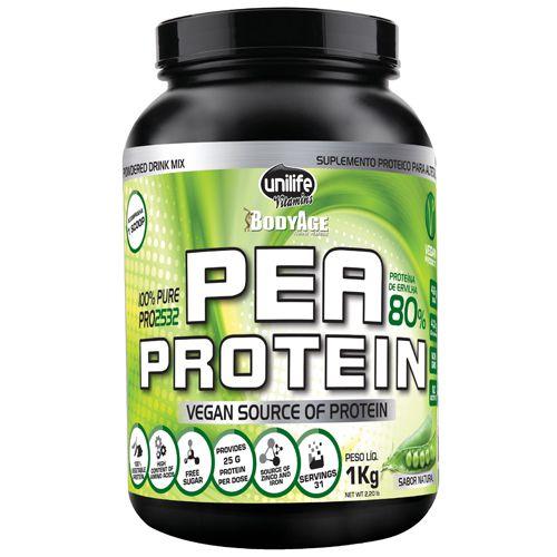 pea protein unilife sabor natural