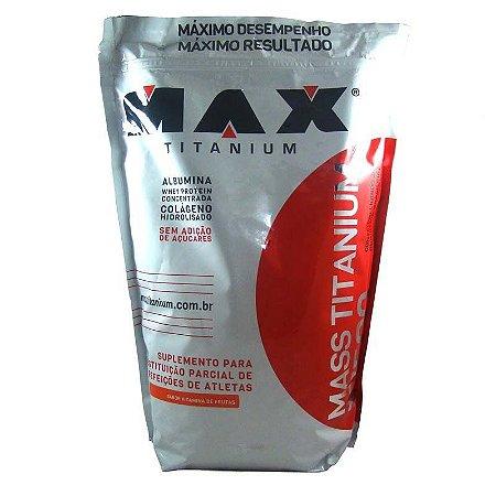 max titanium albumina vitamina de frutas 3 KG