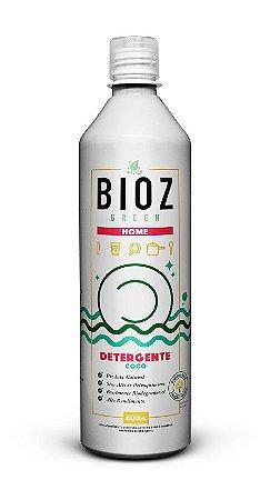 DETERGENTE COCO (frasco) - BIOZ 600ml