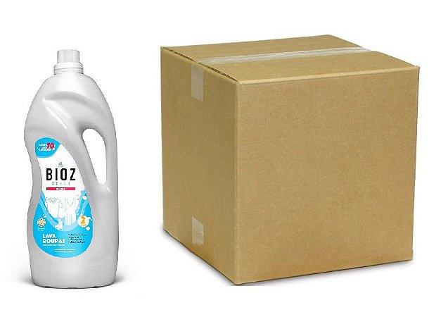 Lava Roupas 2L - Caixa com 6 unidades