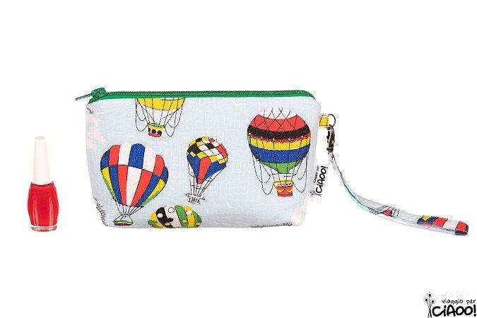 Balão Colorido - Clutch