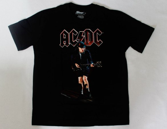 Camiseta AC/DC - Live at River Plate