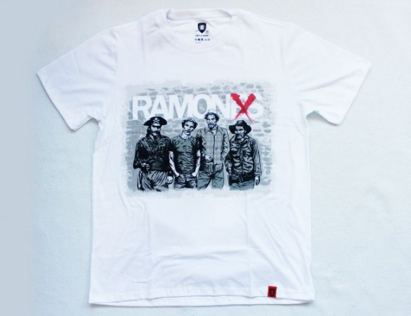 Camiseta Ramones - Seu Madruga